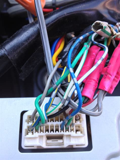 Is300 Wiring Harnes by No Sound But Unit Powers On Lexus Is Forum