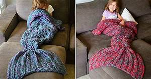 Plaid Queue De Sirene : tricot couverture queue de sir ne accessoires laine pinterest tricot et crochet et canap s ~ Preciouscoupons.com Idées de Décoration