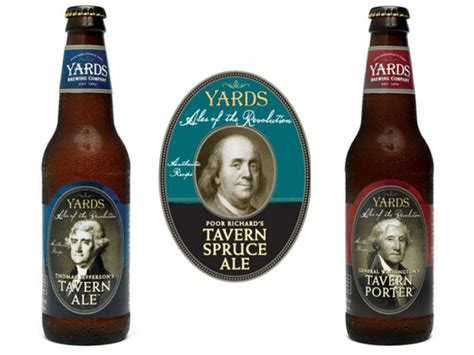 beer yards presidents revolution ales brewing jefferson thomas seriouseats