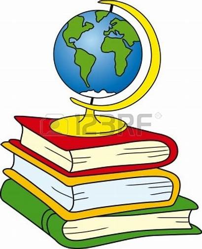 Clipart Globe Thesaurus Clip History Atlas Cher