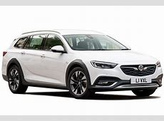 Vauxhall Insignia Country Tourer estate 2019 review Carbuyer