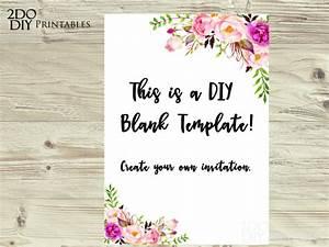 blank wedding invitation templates gallery template With wedding invitation templates sony vegas