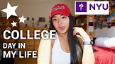 day in my life | studying, working out, & more - YouTube