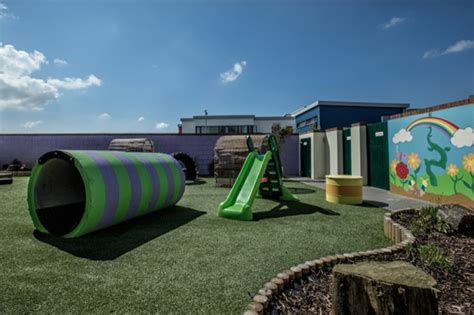 oakview childcare tralee kerry award winning 219 | Outdoor Play Area