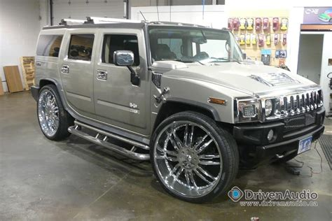 security system 2004 hummer h2 security system 2004 hummer h2 custom ipad and controller certified autosound security