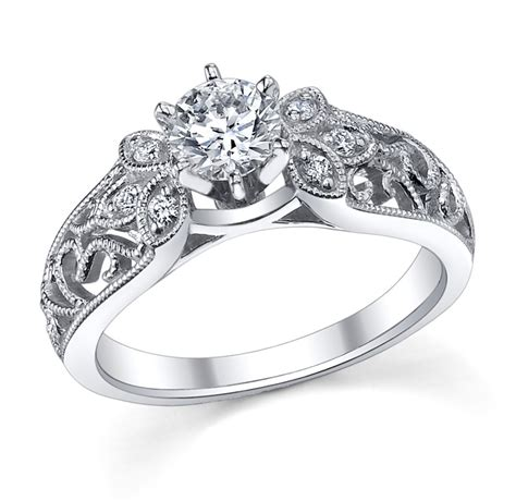platinum rings for women best friend forever