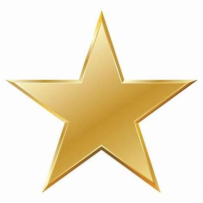 Star Gold Clipart Smiling Clipartix