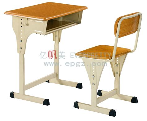 china 2015 guangzhou school furniture classroom desk and