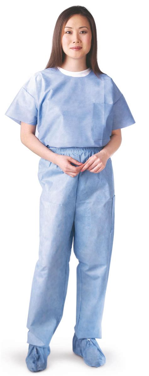 disposable scrub shirts careway wellness center