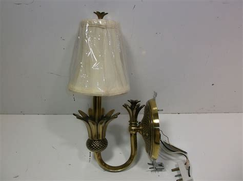indoor wall sconces hinkley lighting 4880 pearl bronze 1 light indoor wall