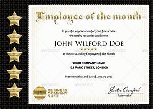 employee of the month certificate template with picture - 50 diploma and certificate templates in psd word vector