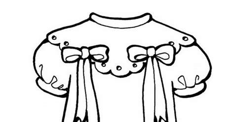 mewarnai baju anak perempuan