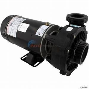 Waterway Hi-flo Pump - 4 Hp  230v  2 Spd