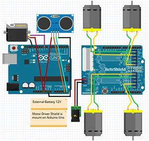 How To Make Obstacle Avoidance Robot Using Arduino