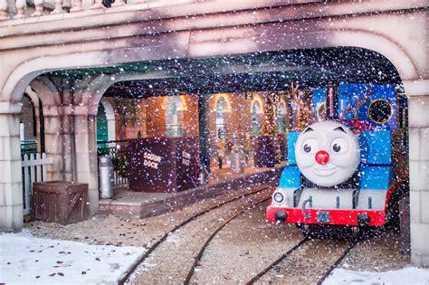 magical christmas at drayton manor brumhour