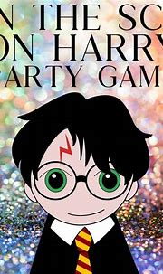 Free Pin the Scar on Harry Potter Game in 2020 | Harry ...