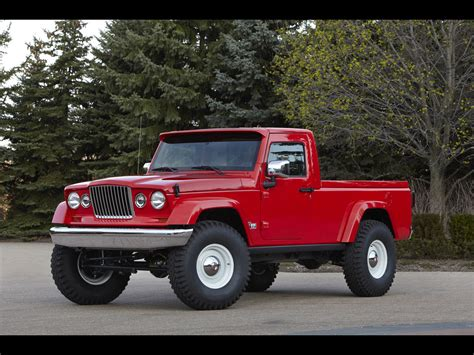 2012 Jeep Moab Easter Safari Concepts Jeep J 12 Concept