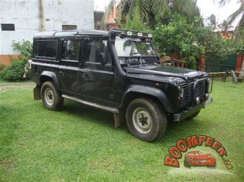 land rover jeep defender for sale land rover defender 300tdi suv jeep for sale in sri