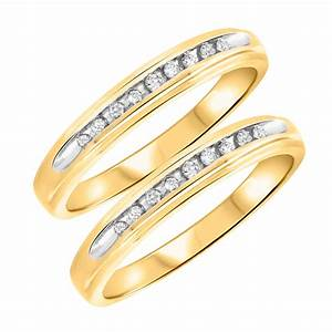 1 1 4 carat tw round cut ladies same sex wedding band With same sex wedding rings