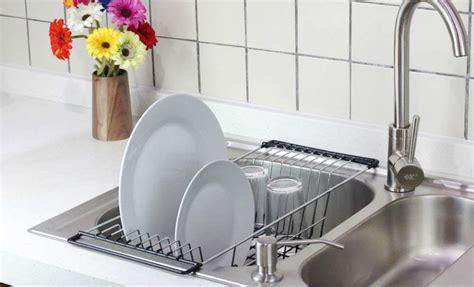 kitchen sink racks dish drainer rack sink holder drying kitchen 2843