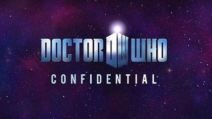 doctor  confidential wikipedia