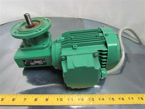 Electric Motor Reducer by Leroy Somer 06kw 75hp 230 400 460v Electric Motor 6 5 1