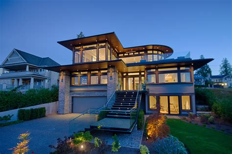 Fascinating Modern House Exterior Architecture #17213
