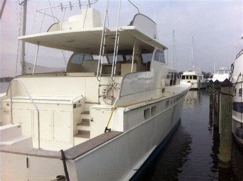 Boating In Dc Thompson Boat House by 1971 Huckins Flybridge 65 Boats I Had And Those I