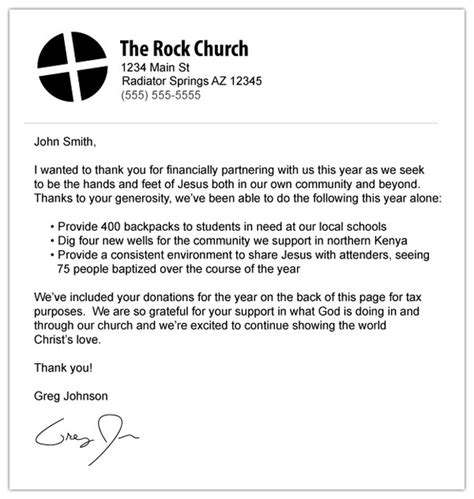 church contribution letter ipasphoto