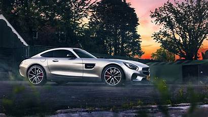 Mercedes Benz Amg Wallpapers Silver 4k Background