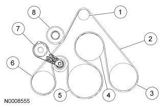 2006 Ford Focu Belt Diagram by 2006 Ford 6 0 Diesel Belt Diagram Imageresizertool