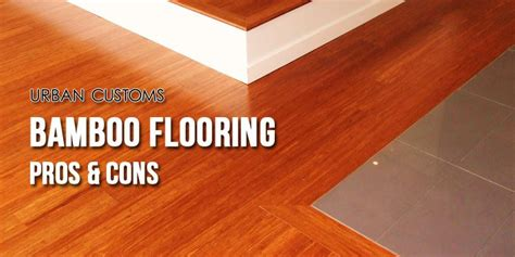 bamboo floor in kitchen pros and cons bamboo flooring pros cons design decoration 9708