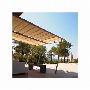 Tonnelle Pour Balcon : toile coulissante pour la tonnelle de jardin boston ~ Premium-room.com Idées de Décoration