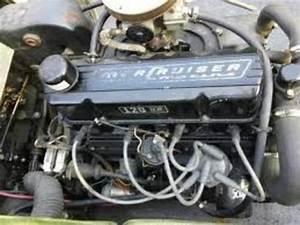 Mercruiser Marine Engine Gm 4 Cylinder Number 13 Service