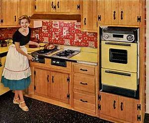Retro ranch kitchen