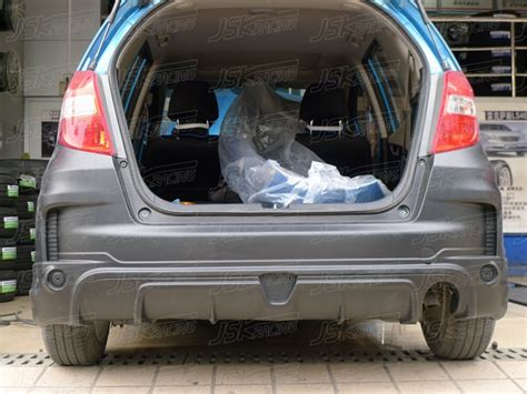 2013 Honda Fit Weight by 2009 2013 For Mugen Style Pp Kit For Honda Jazz Fit