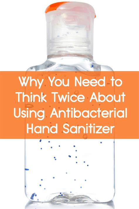 Why You Need To Think Twice About Using Antibacterial Hand
