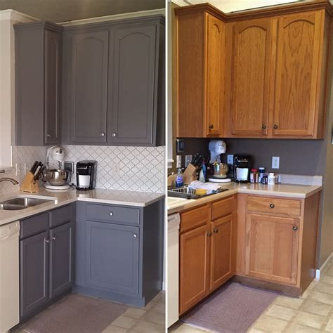 chalk paint kitchen cabinets before and after beautiful chalk paint kitchen cabinets before and after 9802