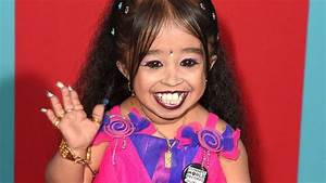 'American Horror Story' Actor, Smallest Woman Jyoti Amge ...