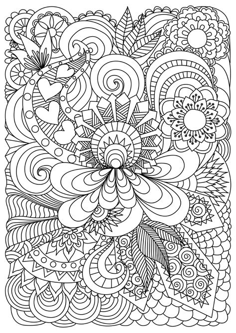 Coloring Books For Adults by 37 Best Adults Coloring Pages Updated 2018