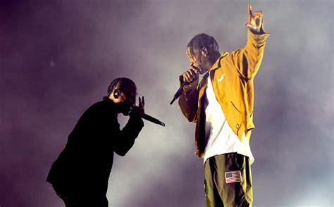 "Kendrick Lamar & Travis Scott ""big Shot"""