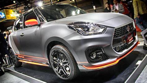 Suzuki Swift Sport 2018 Auto Salon Version