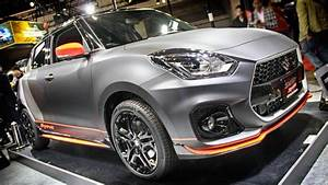 Salon Automobile 2018 : suzuki swift sport 2018 auto salon version youtube ~ Medecine-chirurgie-esthetiques.com Avis de Voitures