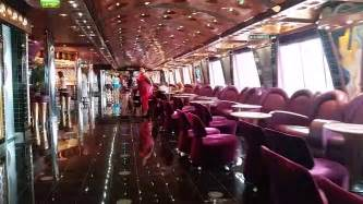 carnival splendor promenade deck tour youtube