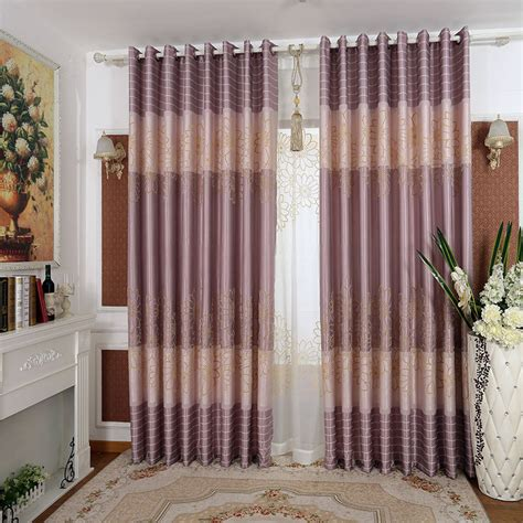 luxury curtains for living room luxury european style blackout living room curtain