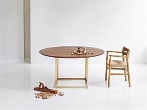 Esstisch Ausziehbar Skandinavisch : runder esstisch in tollem design f r gesellige mahlzeiten ~ Michelbontemps.com Haus und Dekorationen