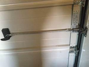securiser porte de garage With comment securiser une porte de garage sectionnelle