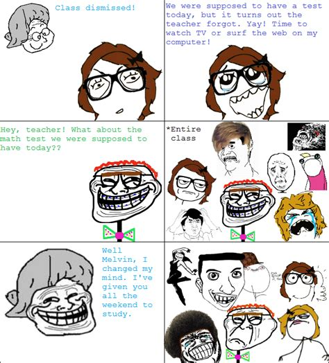 Rage Comics Know Your Meme - image 378175 rage comics know your meme