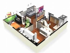 plan 3d maison interieur et exterieur With creer maison 3d gratuit 1 une plan construction maison lhabis