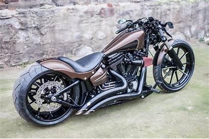 Breakout Harley Davidson Softail Custom Bikes Air
